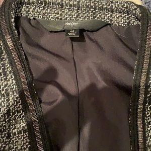 Professional patterned blazer